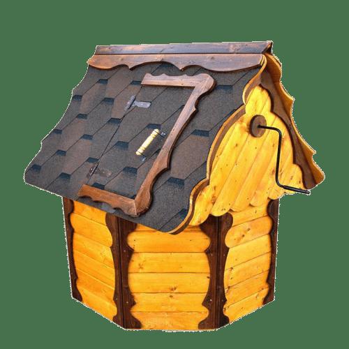 Недорогие домики для колодца в Московской области